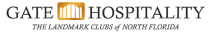 The logo for Gate Hospitality