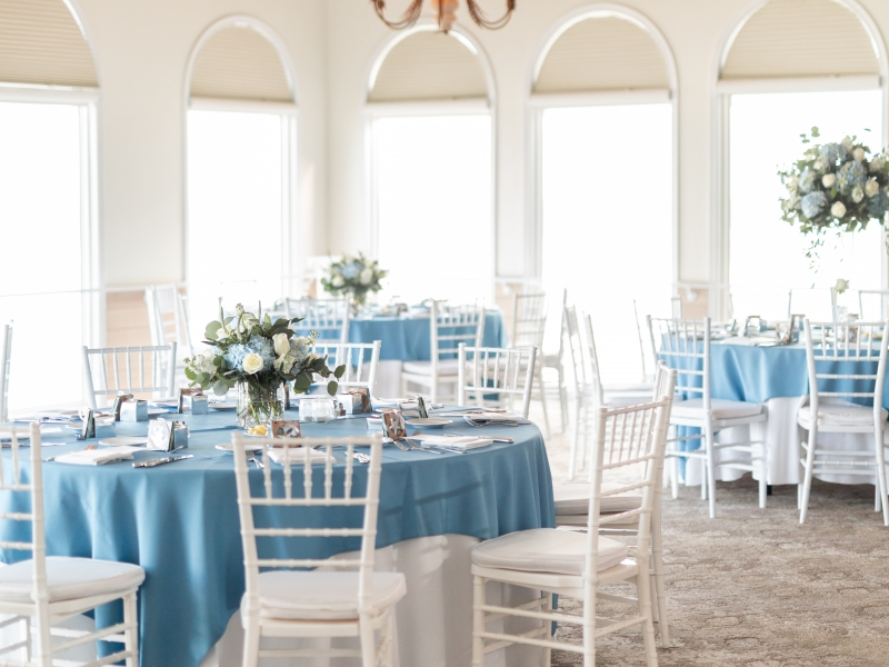 The Lodge and club Weddings Ocean Room