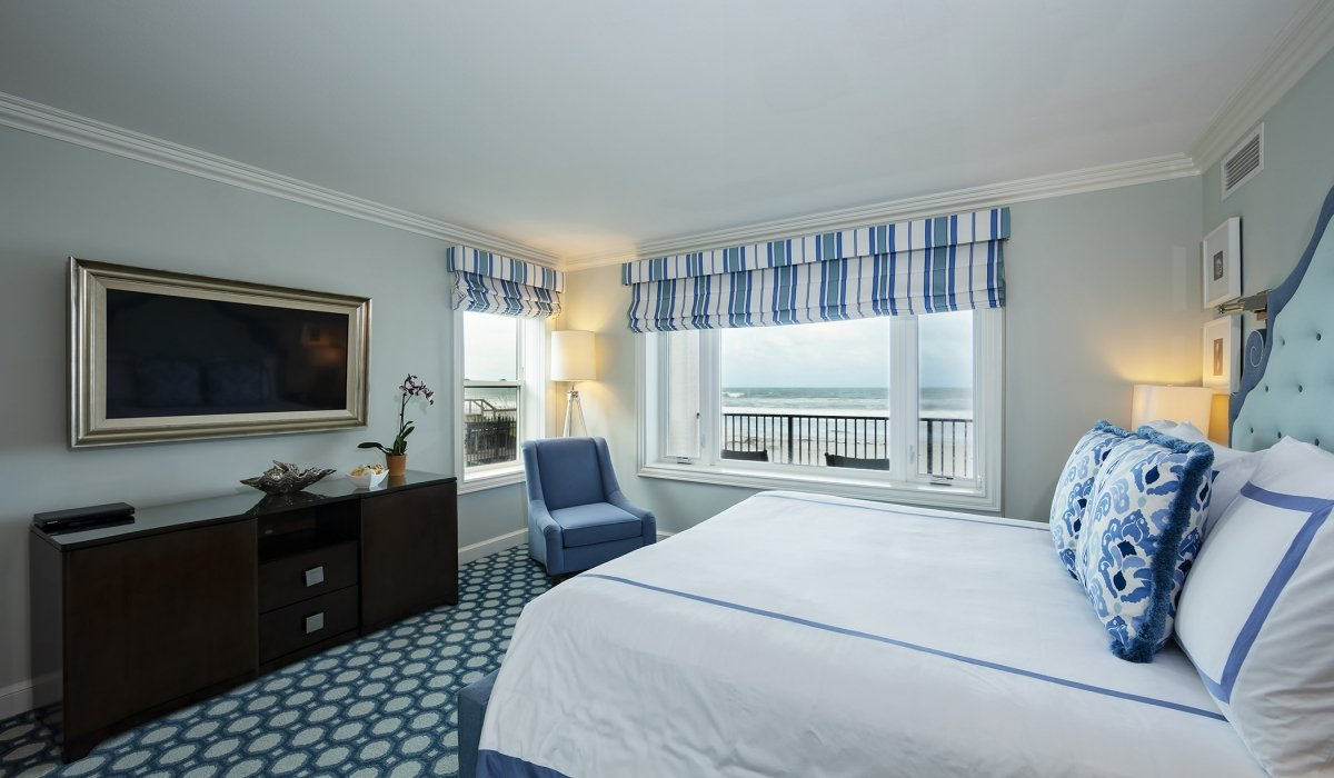 Oceanfront Suite at The Inn