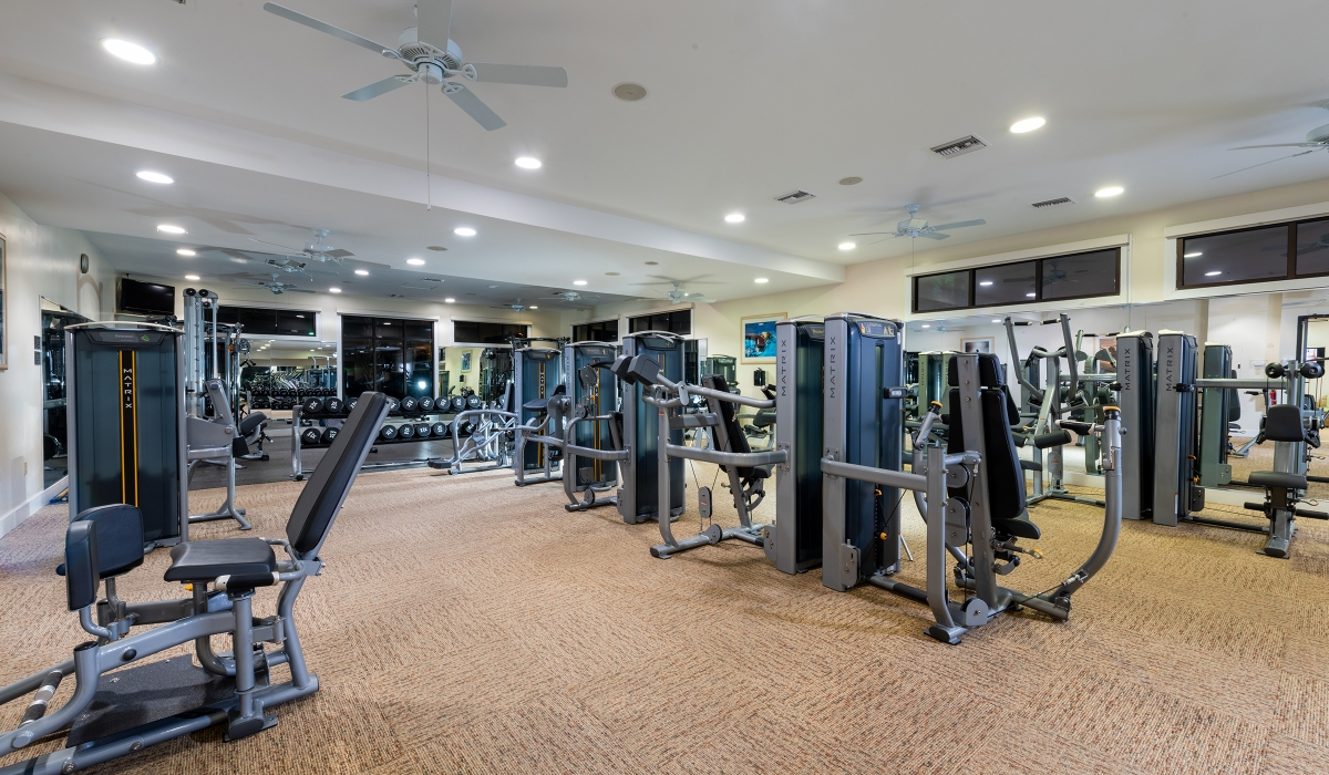 The Gym at The Lodge & Club