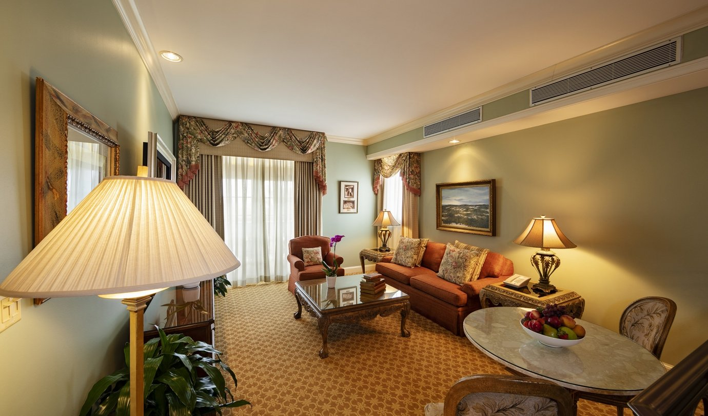 Presidential Suite at The Inn