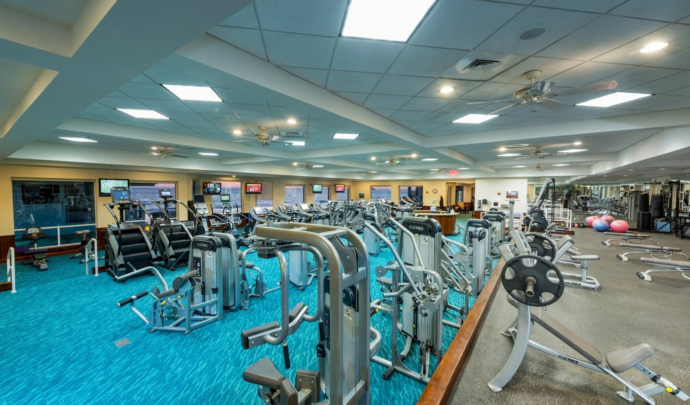 The Gym at Ponte Vedra Inn & Cub