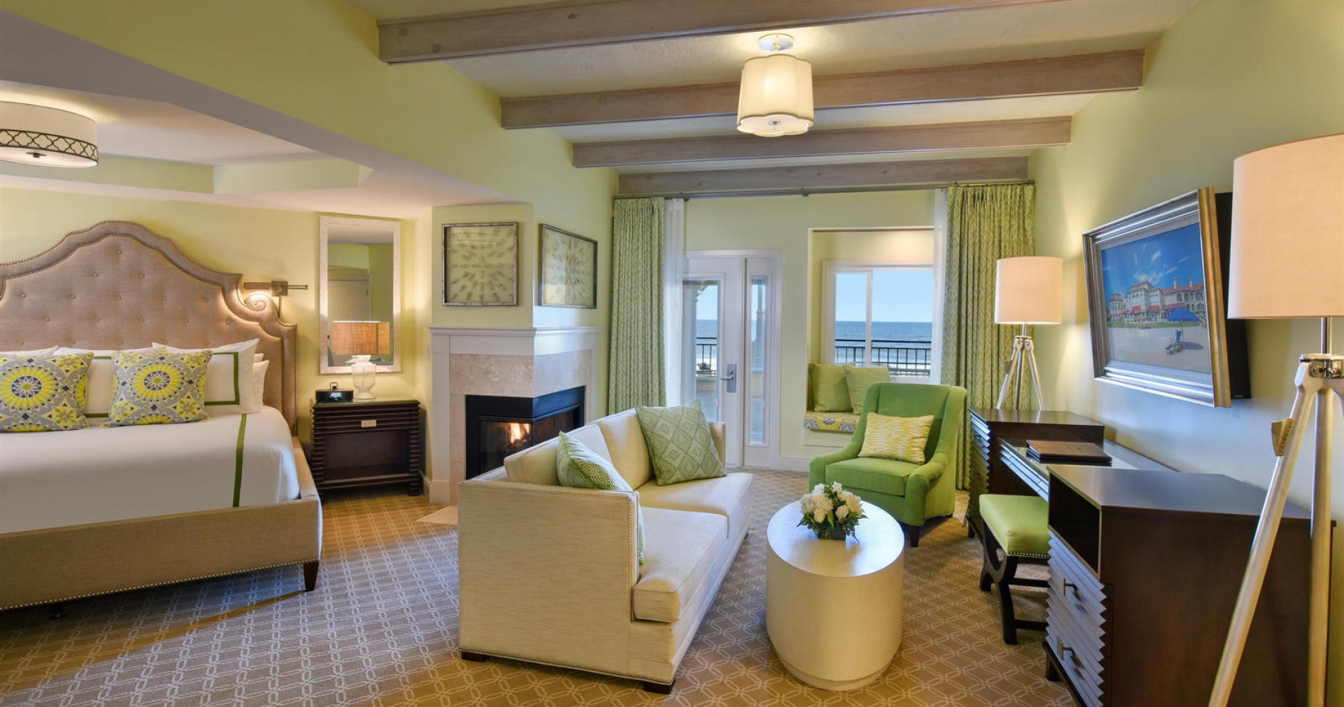 The Lodge and Club Ocean Suite