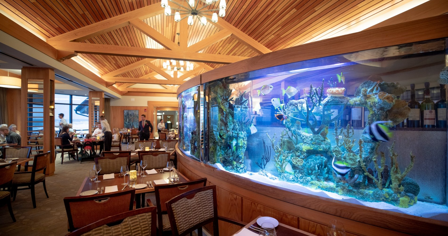 Seahorse Grille Upscale Dining Ponte
