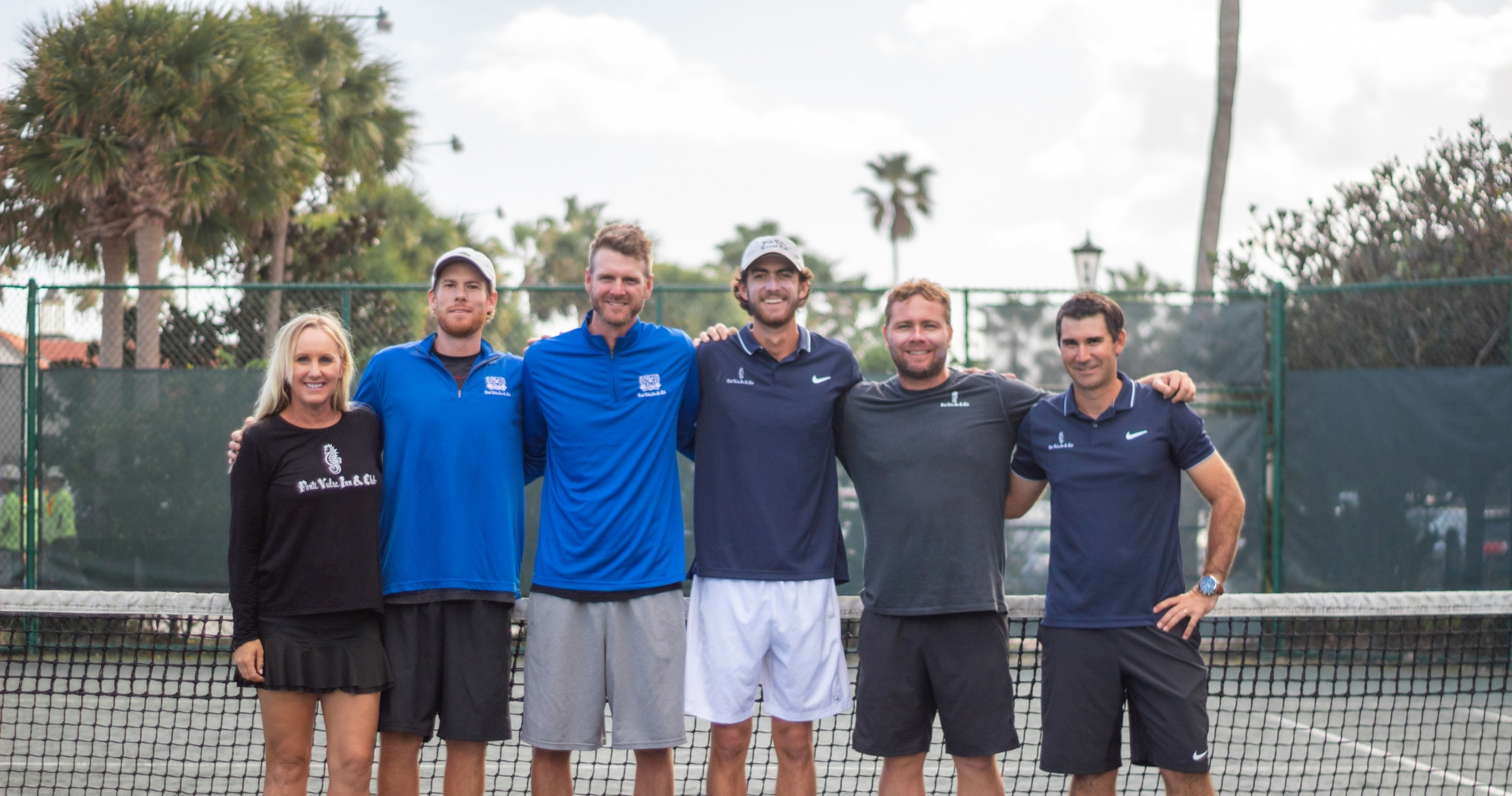 Tennis Staff at Ponte Vedra Inn & Club