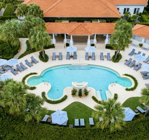 PVR Spa Exterior Pool Aerial A